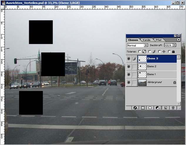 Adobe Photoshop Ebene duplizieren 11.39
