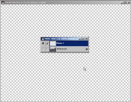 Ebenen in Adobe Photoshop 11.4