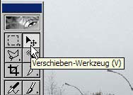 Adobe Photoshop Ebene duplizieren 11.40