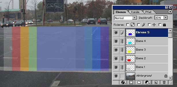 Adobe Photoshop Ebene duplizieren 11.62