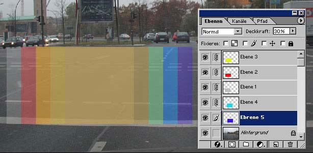 Adobe Photoshop Ebene duplizieren 11.63