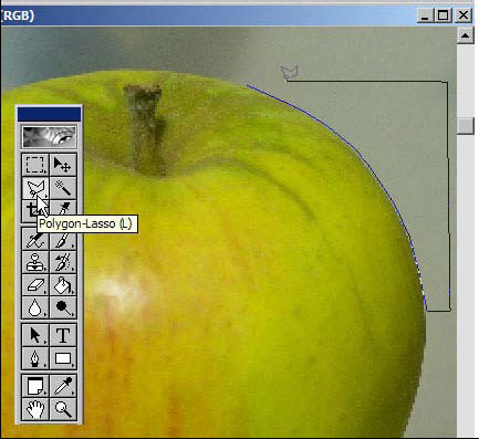 Adobe Photoshop Ebene duplizieren 11.76