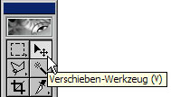 Arbeiten in einem Auswahlbereich von Adobe Photoshop 12.8