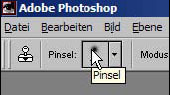 Adobe Photoshop Bildbereiche klonen 13.7
