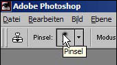 Adobe Photoshop Bildbereiche klonen 13.8