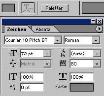 Schrift ins Foto mit Adobe Photoshop einfuegen 14.48