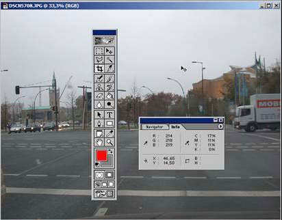 Bildgroesse aendern zuschneiden freistellen mit Adobe Photoshop 16.2