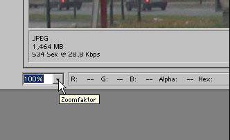 Bilder fuer das Web Internet speichern mit Adobe Photoshop 19.17