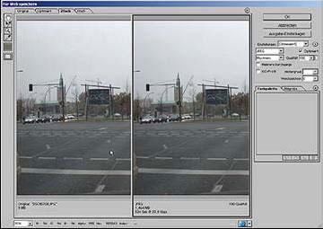 Bilder fuer das Web Internet speichern mit Adobe Photoshop 19.6