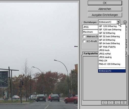 Dateigroesse digitaler Fotos aendern mit Adobe Photoshop 20.3