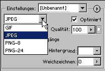 Dateigroesse digitaler Fotos aendern mit Adobe Photoshop 20.4